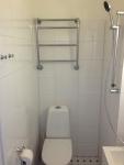 Kylpyhuone jälkeen