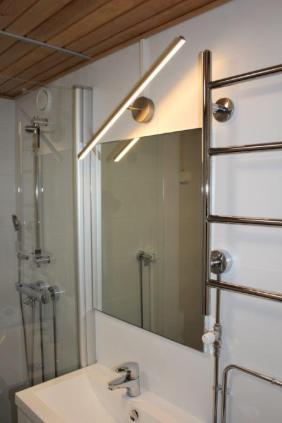 Kylpyhuoneen tyyli