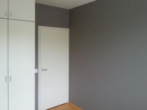 Makuuhuoneen harmaa