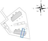 Asunto merkitty neliöllä