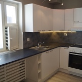 Täysin uusittu moderni keittiö