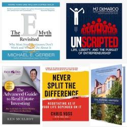 Asuntosijoitustoimintaani eniten vaikuttaneet kirjat top 6-10