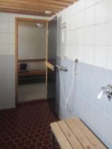 Taloyhtiön sauna- ja pesutilat