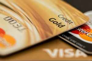 master card visa credit card gold