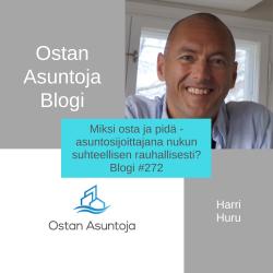 Ostan Asuntoja Blogi